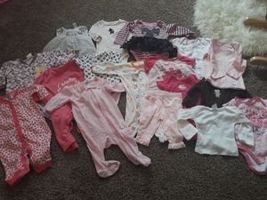 Free baby clothes 3m 3-6m for Sale in Fullerton, CA