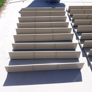 Commercial metal shelving for Sale in Palmdale, CA