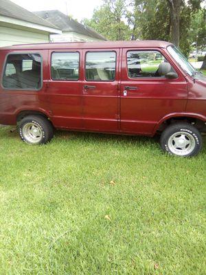 1998 Dodge BP camper style van for Sale in Houston, TX
