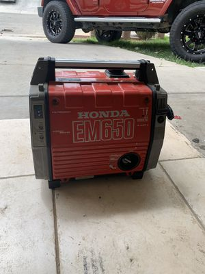 Honda generator for Sale in Arvin, CA