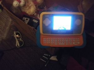 Vtech mobigo touch learning system for Sale in Wichita Falls, TX