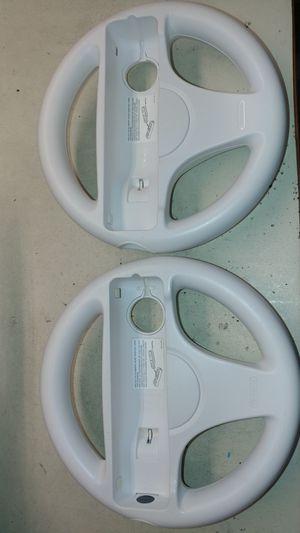 Nintendo Wii / Wii U steering wheels - $10 each for Sale in Aumsville, OR