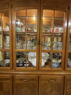 Antique China Cabinet for Sale in New York,  NY