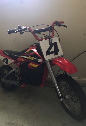Electric dirt bike for Sale in Browns Mills, NJ