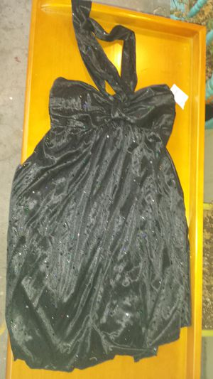 Med NEW sparkly black dress for Sale in East Wenatchee, WA