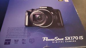 Digital Camara powershot for Sale in East Haven, CT
