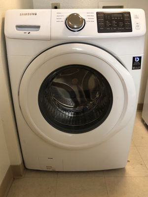 Washer and Dryer Set - Samsung for Sale in Honolulu, HI