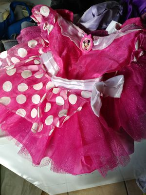 Minnie mouse. Costume for Sale in Bakersfield, CA