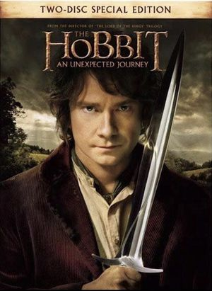 The Hobbit: An Unexpected Journey DVD for Sale in Los Angeles, CA