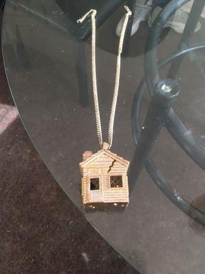 White gold chain for Sale in Detroit, MI