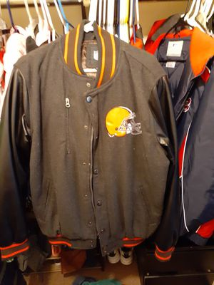 Cleveland Browns NFL jacket for Sale in Columbus, OH