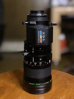 Fujinon B4 (2/3) 9mm-126mm at F1.7 for Sale in Chicago, IL