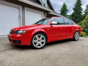 Excellent condition, low miles 2004 Audi S4 for Sale in West Linn, OR