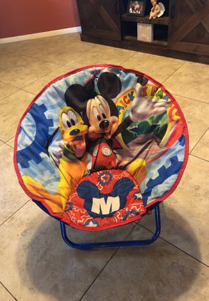 Mickey mouse kids chair for Sale in Phoenix, AZ