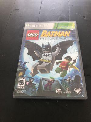 LEGO Batman Xbox 360 for Sale in Leavenworth, WA