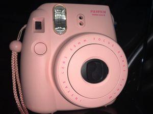 Fujifilm instax mini 8 pink 50$ for Sale in Miami, FL