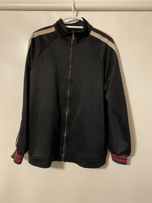 Gucci track jacket Size L for Sale in Canonsburg, PA