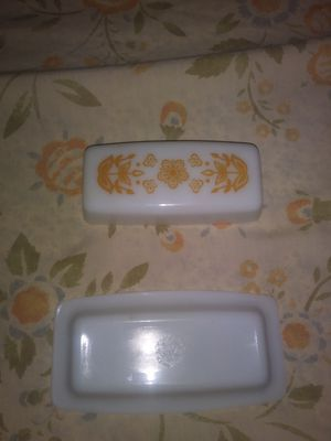 70s Pyrex butter dish for Sale in Wichita, KS