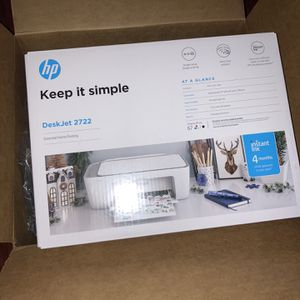 HP All In One Printer for Sale in Los Angeles, CA