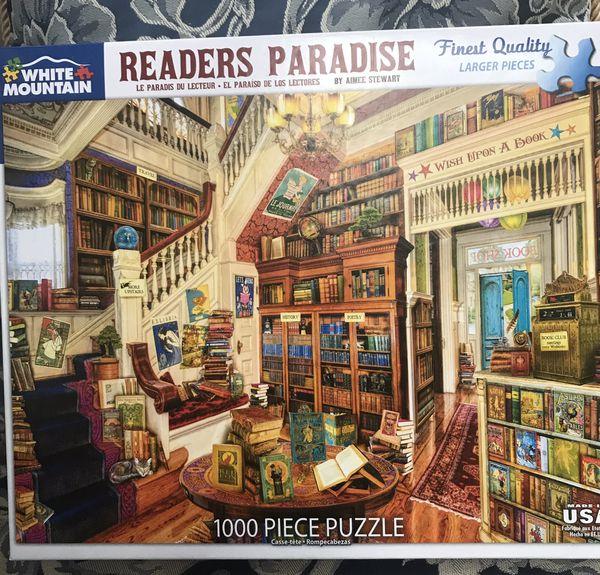 1,000 pieces puzzles
