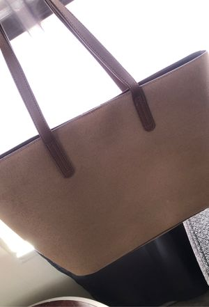 Brand New Brown tote/bag for Sale in Beaumont, CA