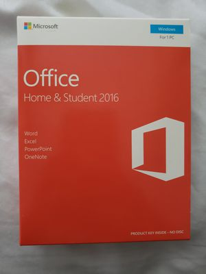 Microsoft Office Home 2016 for Sale in Fontana, CA