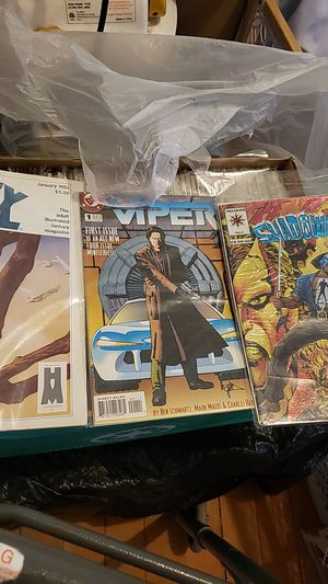 Heavy Metal magazine plus comics. 1983 to 1995 all in sleeves and good shape for Sale in Portland, OR