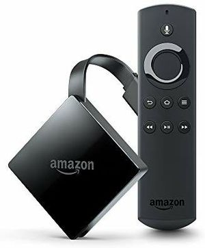 New in box Fire TV with 4K Ultra HD and 1st Gen Alexa Voice Remote, streaming media player for Sale in Fremont, CA
