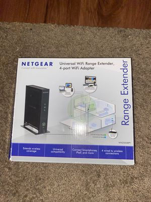 Netgear universal WiFi adaptor for Sale in Scottsdale, AZ