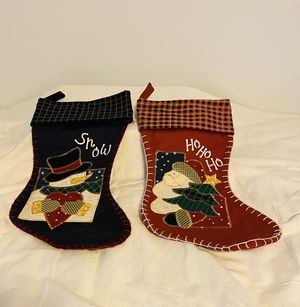 Christmas stockings for Sale in Chino, CA