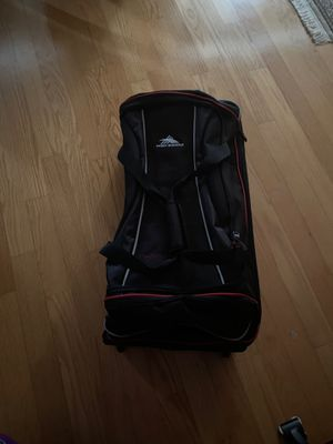 High Sierra Rolling Duffle for Sale in Sterling, VA