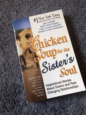 Chicken Soup for Sisters Soul Book for Sale in Waynesburg, PA