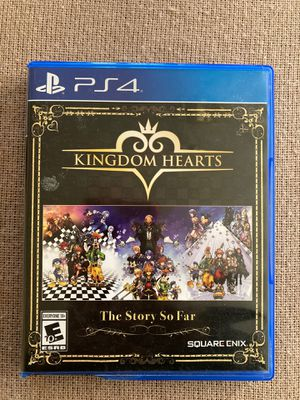 "KINGDOM HEARTS ""The Story So Far"" for Sale in Chicago, IL"