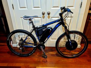 Limited time SALE! Trek electric bike 48v 750 watt for sale! for Sale in Happy Valley, OR