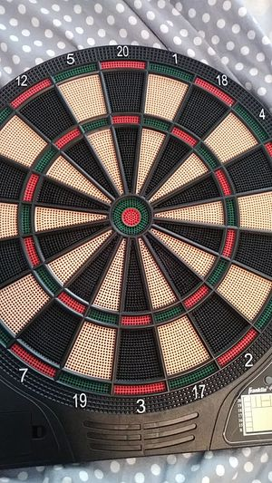 Dart board no darts for Sale in Bonney Lake, WA