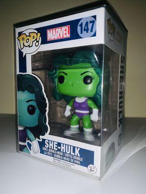 Marvel She-Hulk Funko Pop! (Mint) for Sale in Pasadena, CA