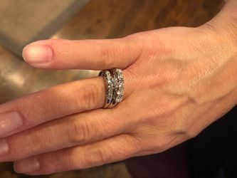 Engagement Ring & Wedding Band for Sale in Arvada,  CO