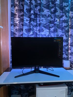 Asus Monitor 27' (4k) for PS5 and the xbox series x for Sale in Linden, CA