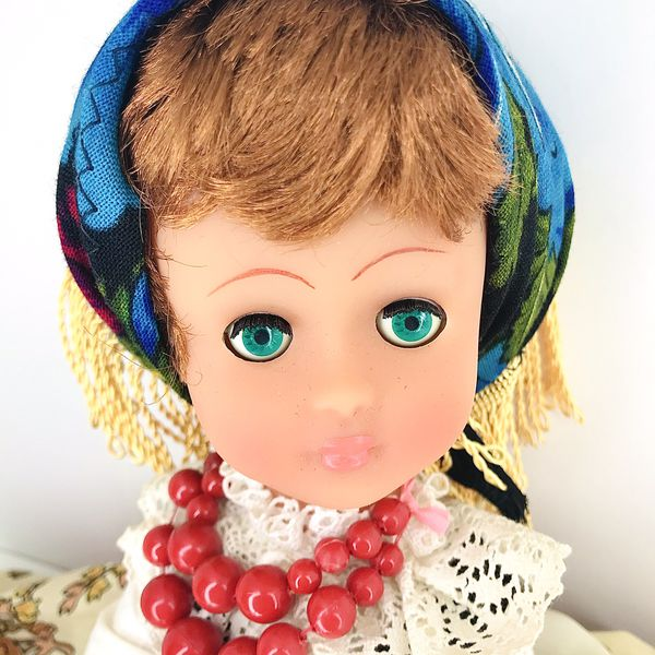 Vintage doll (Negotiable)
