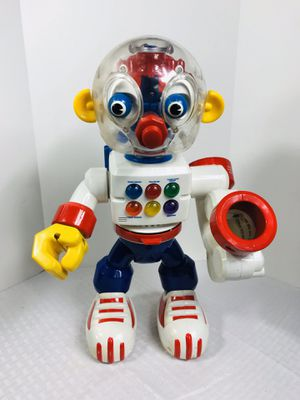 Rare 1999 Marvel My Pal 2000 Talking Toy Robot for Sale in Pawtucket, RI