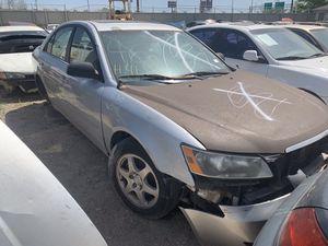 2005 - 2009 Hyundai Sonata (Parting Out) for Sale in Dallas, TX