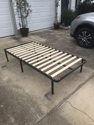 Twin Bed Frame for Sale in Suffolk, VA