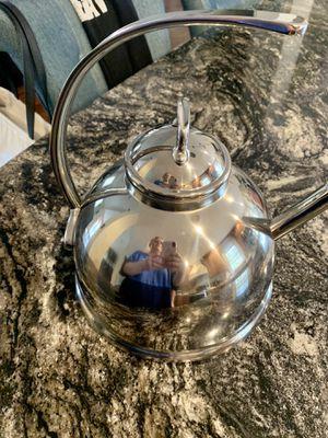 MAUVIEL TEA KETTLE for Sale in Fairfax Station, VA