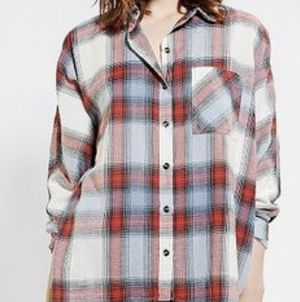 Urban Outfitters • BDG Plaid Button Up, Size Medium for Sale in Glendale, CA