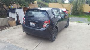 2013 chevy sonic 4 cyl 79k original miles for Sale in Chula Vista, CA