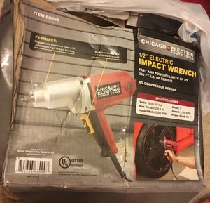 electric impact wrench / power tool for Sale in Arlington, VA