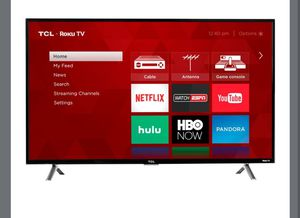TCL Roku smart tv 43' for Sale in Painesville, OH