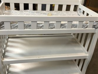 Changing Table With Secure Buckle for Sale in Redmond,  WA