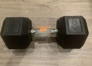 40lbs Single Dumbell for Sale in Chandler, AZ