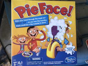 Pie Face Board Game for Sale in Menifee, CA